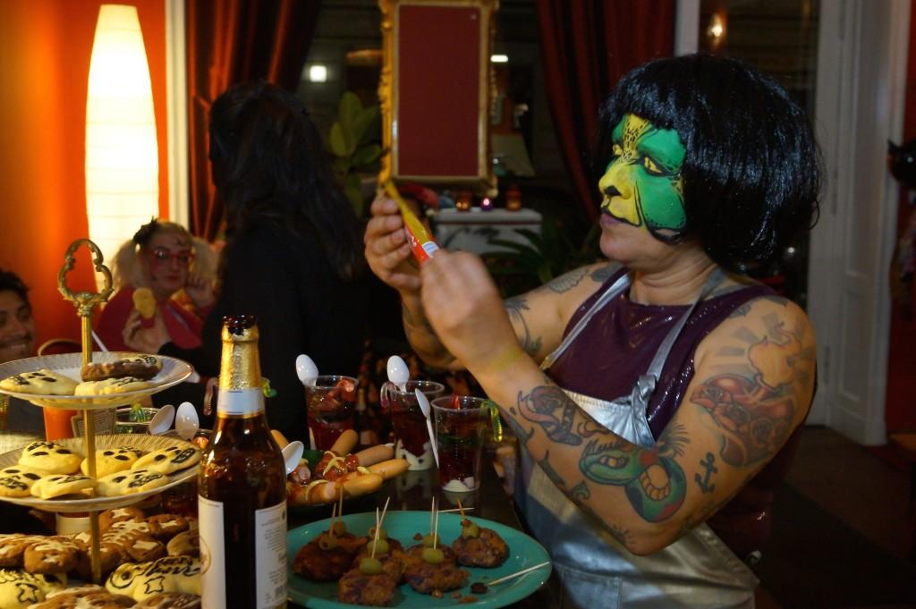 Ziguri#Tattoo#Berlin#Schöneberg#Halloween